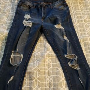 Denim - Boutique skinny jeans
